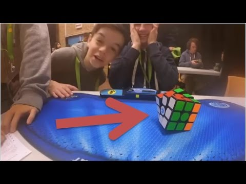 Top 10 Rubik's Cube Fails #3