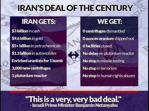 The Antichrist Barack Obama's Iran Nuclear Deal Proposal Is A Matter Of Global Life & Death!!