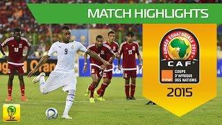 Can 2015 | 1/2 finale - Ghana 3-0 Guinée Equatoriale