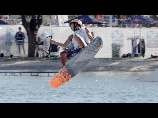 South Sumatra Pro Wakeboard World Cup 2013