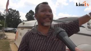 Tongkat Ali 'pupus' di Gua Musang akibat pembalaka