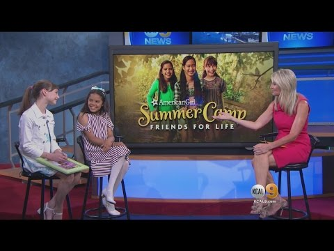 'American Girl: Summer Camp' Set To Debut