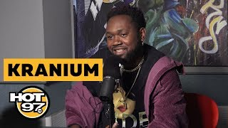 Kranium Stops By To Discuss His First Album Release w/ Young Chow