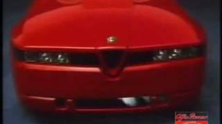 Alfa Romeo SZ - ES30 . originale Alfa Romeo