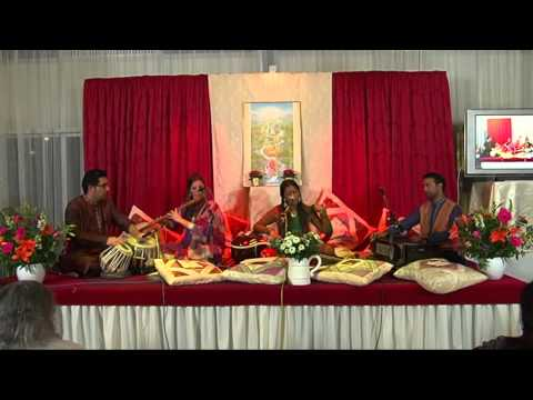Meru Concert - Sangeeta Bhageloe And Ensemble - Agar Mujhse Mohabbat Hai - Based On Raga Darbari video