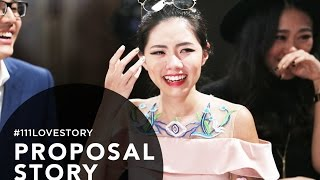 Download Lagu BEST WEDDING PROPOSAL EVER #111LOVESTORY | OLIVIA LAZUARDY Gratis STAFABAND