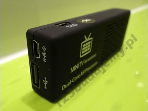 MK808 B Android mini PC smart tv + air mouse RC11 HD