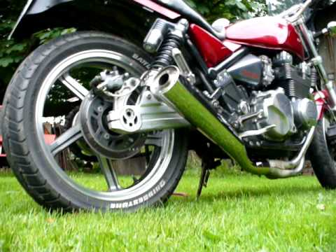 Kawasaki Zephyr 550 Creptus