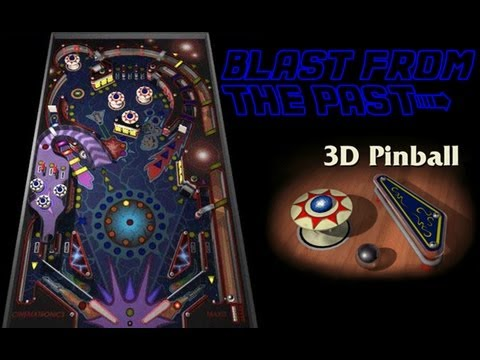 3D Pinball Space Cadet from XP for Windows