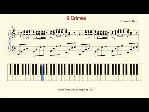 How To Play Piano: Damien Rice