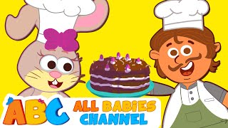 Pat A Cake And More | Nursery Rhymes For Children | Kids Songs | All Babies Channel