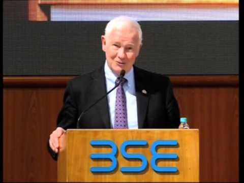 Counterparts Of Bombay Stock Exchange In Toronto Eyeing India, Says Canada's Johnston