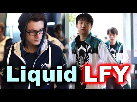 LIQUID vs LFY - TI7 DOTA 2 - BEST BEST BEST DOTA!