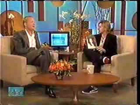 Paul Bettany on Ellen