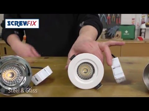 Luceco LED Downlights ¦ Screwfix