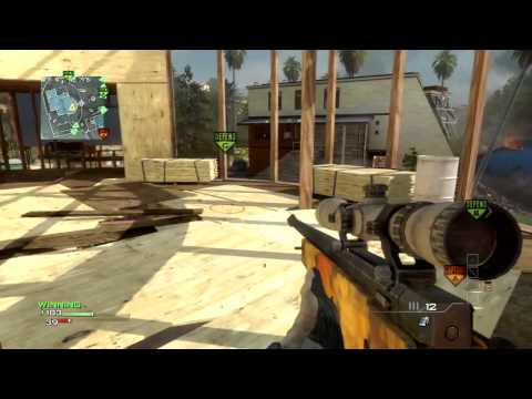 COD MW3 - A Few Snipes