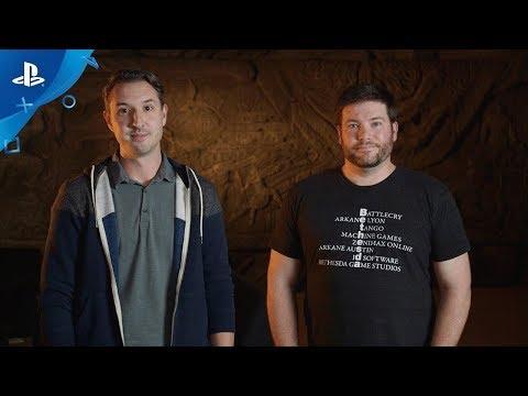 The Elder Scrolls V: Skyrim VR - Tutorial | PS VR