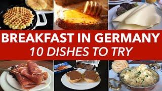 10 German Breakfast Foods - What Germans eat for breakfast?