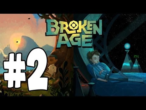 Broken Age Walkthrough - Part 2 - Vella - The Maiden Feast