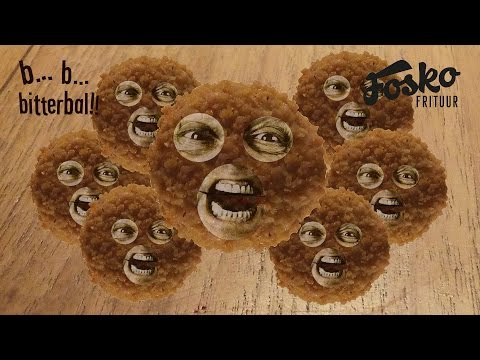 Fosko Frituur - b b bitterbal!! - Hét Bitterballenlied