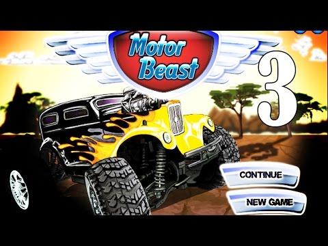 Motor Racing Games - Free Motor Racing Games - Motor Beast Game - 3