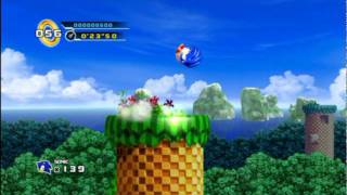 Sonic 4: Splash Hill Zone: Alternate Music