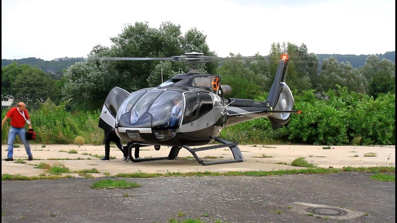 Helicoptero ec 130 Landung Eurocopter ec 130