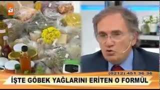 İbrahim Saraçoğlu - Göbek Yağlarını Eriten Bitkisel Çözüm
