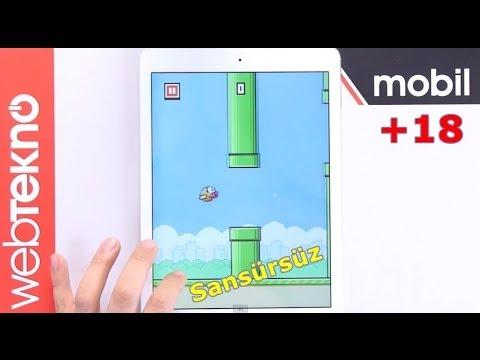 Flappy Bird İnceleme - Sansürsüz (+18)