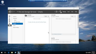 Server 2016 And 2012 R2 - Share Files And Folders (with access based enumeration)