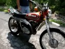 1973 YAMAHA RT3 360 ENDURO BIKE