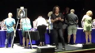 KISS Kruise VIII - Paul Stanley Painting Class Highlights