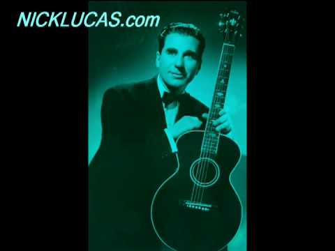 NICK LUCAS - Seems Like Old Times (1946)