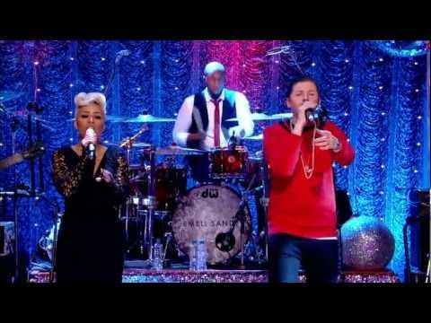 Emeli Sande &amp; Professor Green - Read All About It (Jools Annual Hootenanny 2013) HD 720p