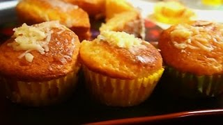 Pinoy Cheese Cupcakes by Luweeh's Tagalog Kitchen