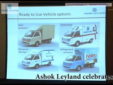 Ashok Leyland celebrates 1st Anniversary of DOST Video 1