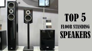 Top 5 Floor Standing Speakers In 2018   Top 5 Floor Standing Speakers Reviews   Top Rated Speakers