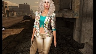 Second Life : Fashion with Liz Bon Bon