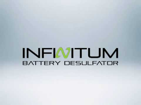 Infinitum Battery Desulfator ~ Optimize Battery Life Span 2-3X