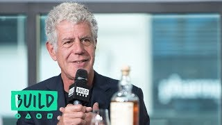 Anthony Bourdain Stops By To Chat About The Balvenie
