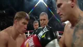 ALEXANDER POVETKIN VS MARIUSZ WACH - HIGHLIGHTS