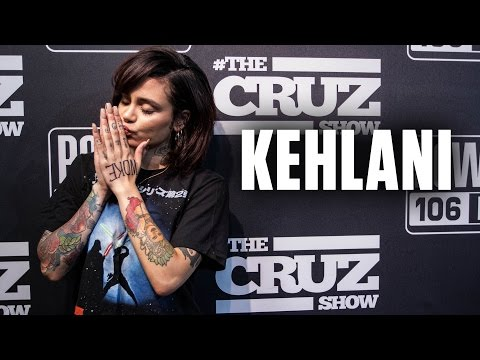 Kehlani Talks Learning Spanish, Wanting To Smoke With Wiz Khalifa, And More!