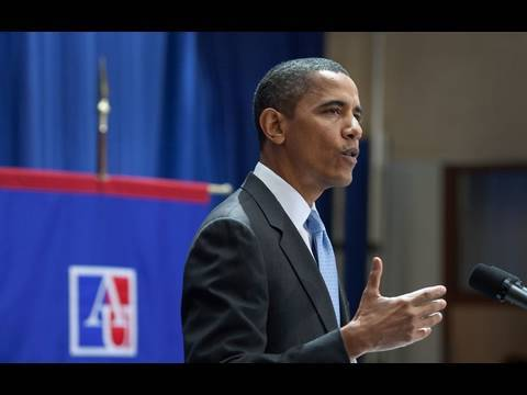 President Obama on Comprehensive Immigration Reform