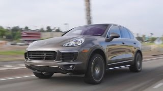 2017 Porsche Cayenne - Review and Road Test