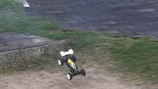 RC-Buggy 1:8 Fun Session on Race Track Neulussheim