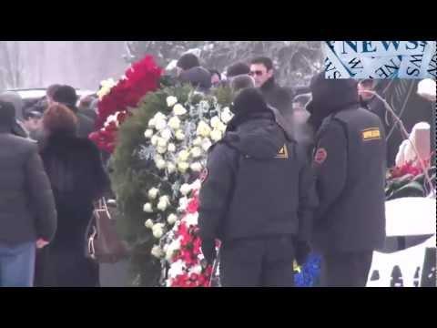 Похороны Деда Хасана. Видео.