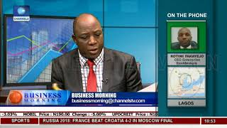 'Don't Panic' Fakyejo Urges OandO Investors,Advises SEC To Resolve Faceoff |Business Morning|