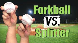 Forkball vs. Splitter - Which Pitch is Better? [Slip Pitch?]