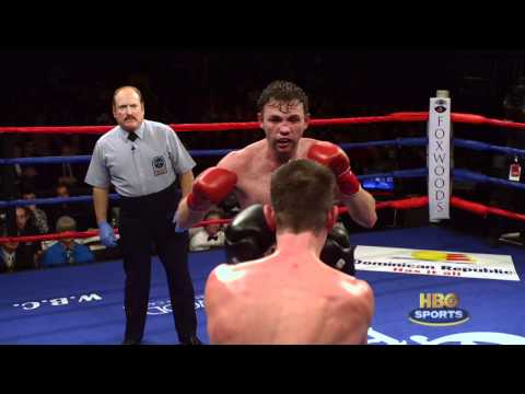 HBO Boxing: Andy Lee vs. Craig McEwan Highlights (HBO)