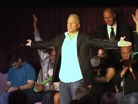 Michael Johns Twisted Comedy Show - Las Vegas
